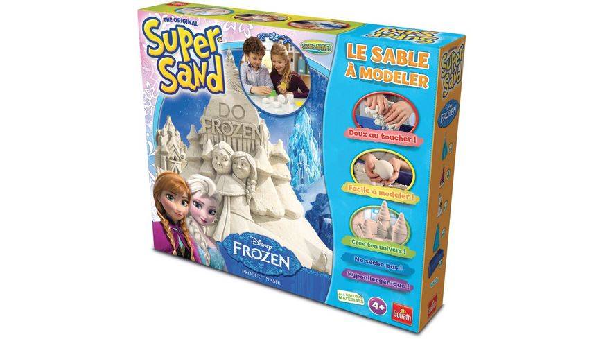Goliath Toys Super Sand Disney Frozen