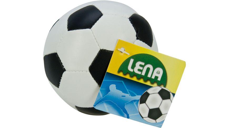 Lena Outdoor Soft Fussball 10 cm Display