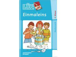 LUeK Mathematik Einmaleins ab Klasse 2