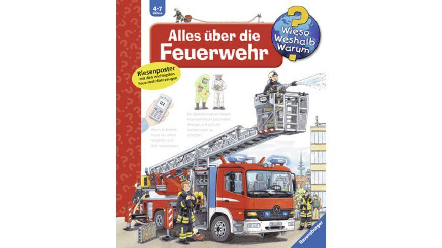 Wieso Weshalb Warum 2 Alles ueber die Feuerwehr