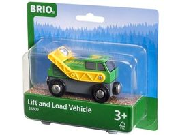 BRIO Bahn Holz Verladelok