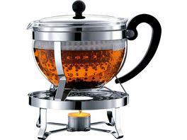 bodum Teebereiter mit Stoevchen 1 3 l