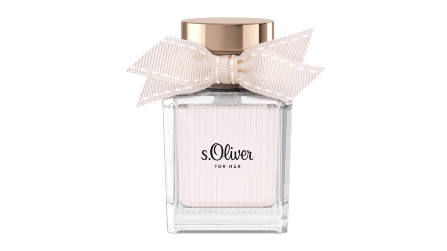 s Oliver For Her Eau de Toilette Natural Spray