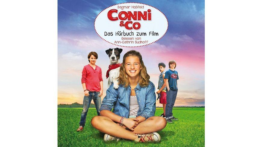 Dagmar Hossfeld Conni Co Das Hoerbuch Zum Film