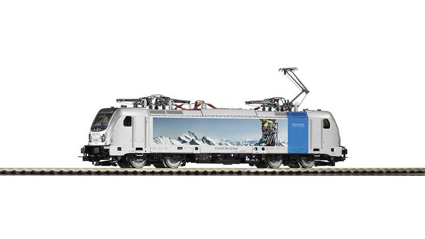 PIKO 51572 E Lok BR 187 Railpool bls Gleichstrom