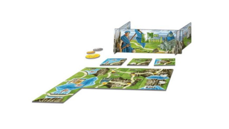 Lookout Spiele Isle of Skye Kennerspiel des Jahres 2016