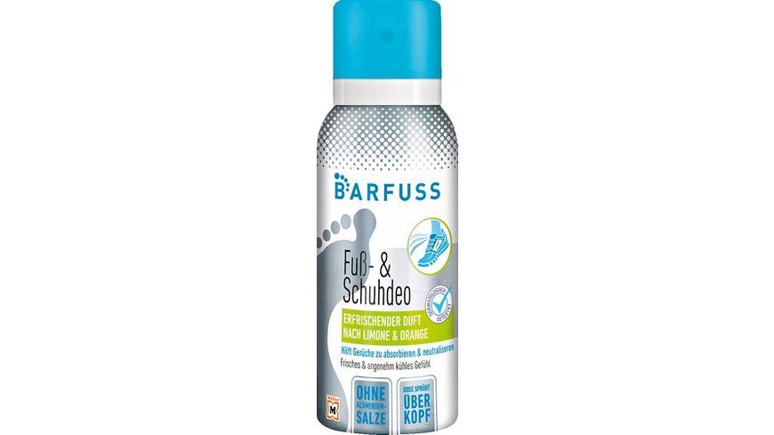 BARFUSS Fuss Schuhdeo