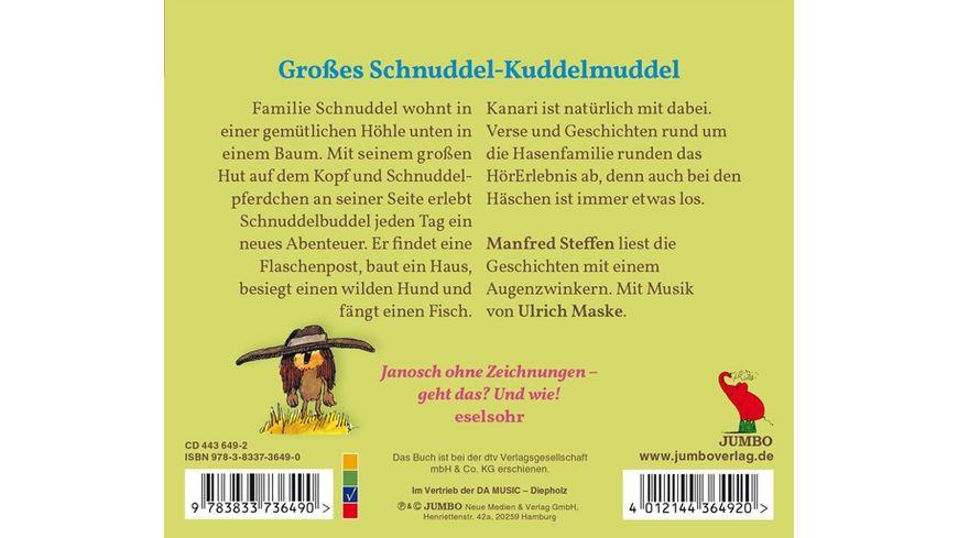 Das Grosse Schnuddel Hoerbuch