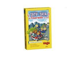 HABA Tatue Tata die Feuerwehr ist da