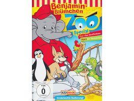 Benjamin Zoo Special Streichelzoo Giraffenhaus
