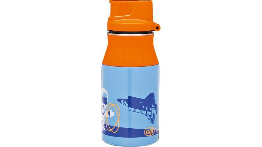 alfi Trinkflasche Space Robots 0 4 l