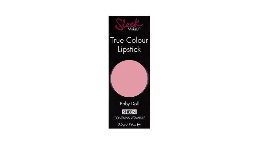 Sleek Lippenstift True Colour