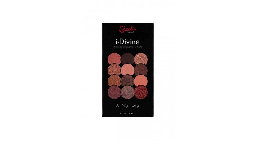 Sleek I Divine Palette