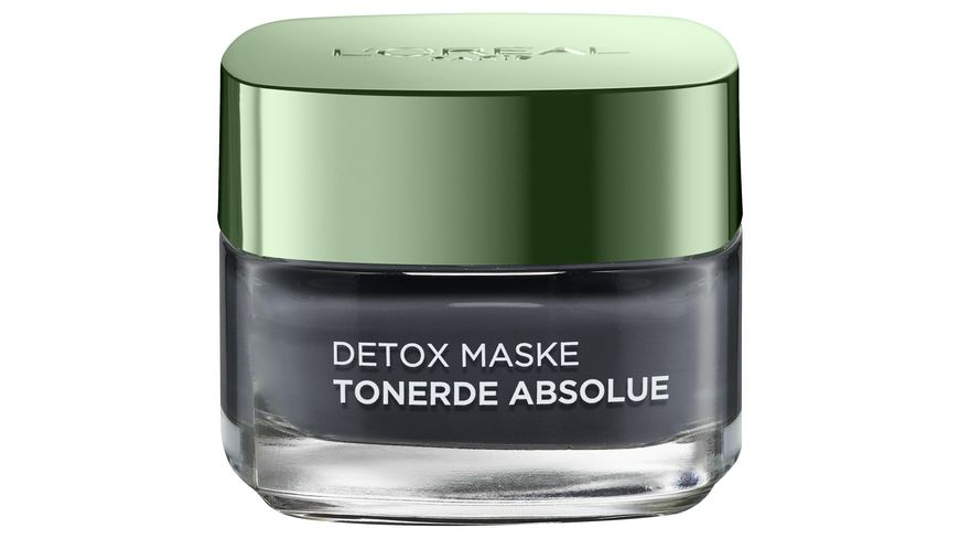 L OREAL PARIS TONERDE ABSOLUE Maske Detox