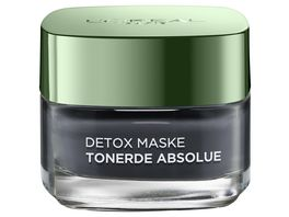 L OREAL PARIS TONERDE ABSOLUE Maske Detox