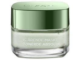 L OREAL PARIS TONERDE ABSOLUE Maske Klaerend