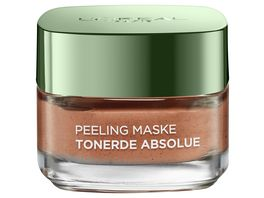 L OREAL PARIS TONERDE ABSOLUE Maske Peeling