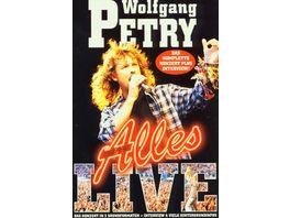 Alles Live DVD