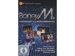 ZDF Kultnacht presents Boney M Legendary TV Pe