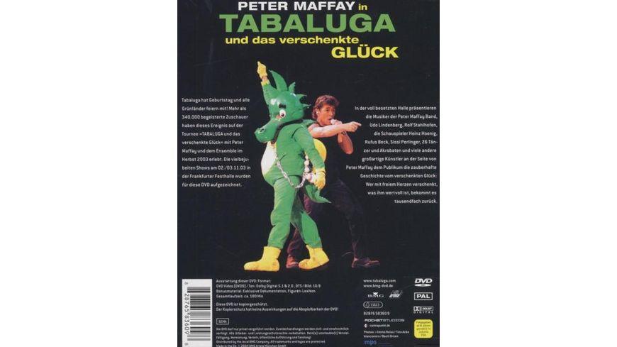 Tabaluga und das verschenkte Glueck