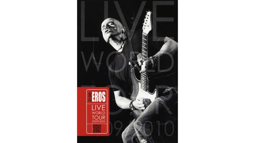 21 00 Eros Live World Tour 2009 2010