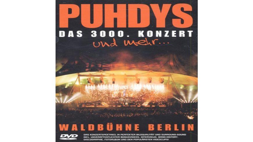 Puhdys Live Das 3000 Konzert