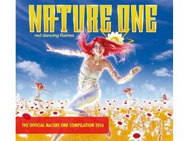 Nature One 2016 Red Dancing Flames