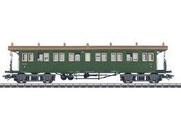 Maerklin 42143 Schnellzug Plattformwagen C4 H0 I W St E