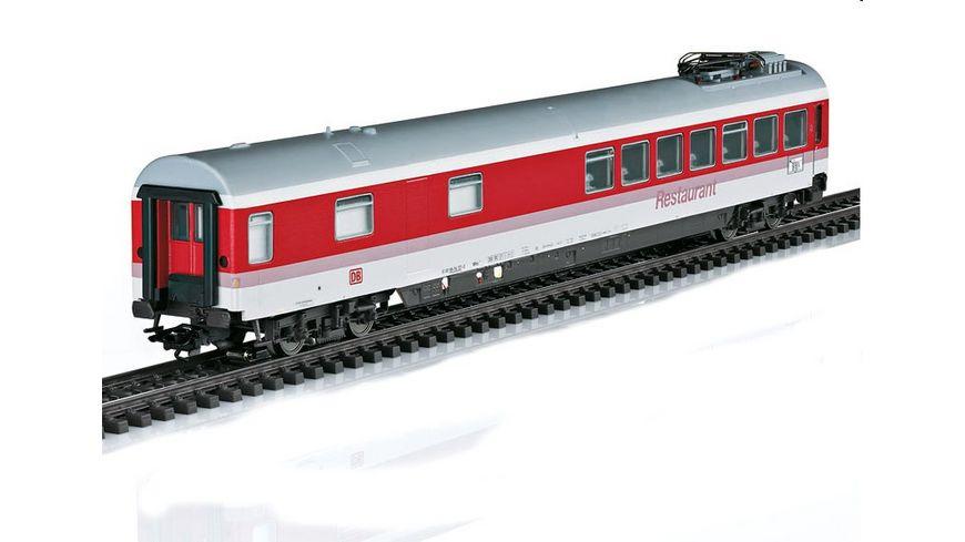 Maerklin 43308 EC Tiziano Speisewagen WRmz 135 0 H0 V DB AG