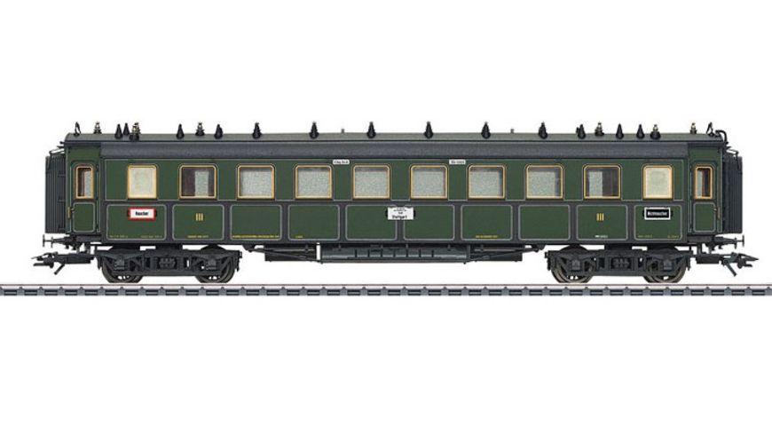 Maerklin 41359 Schnellzugwagen Ccue H0 I K Bay Sts B