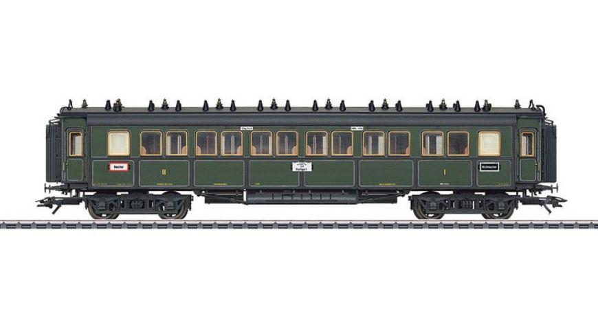Maerklin 41369 Schnellzugwagen ABBue H0 I K Bay Sts B