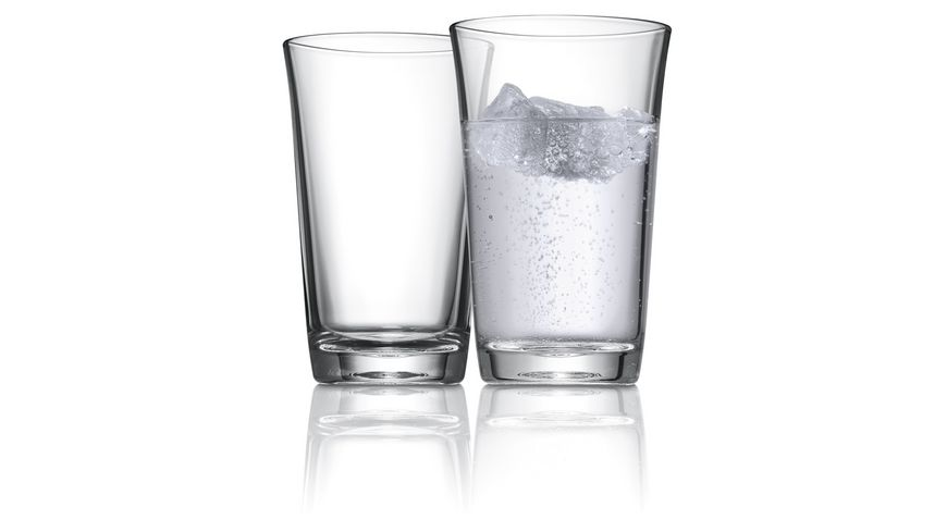 WMF Wasserglas Set 2 Stueck 0 25l Basic