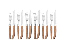 WMF Steakbesteck Set 12 teilig Ranch
