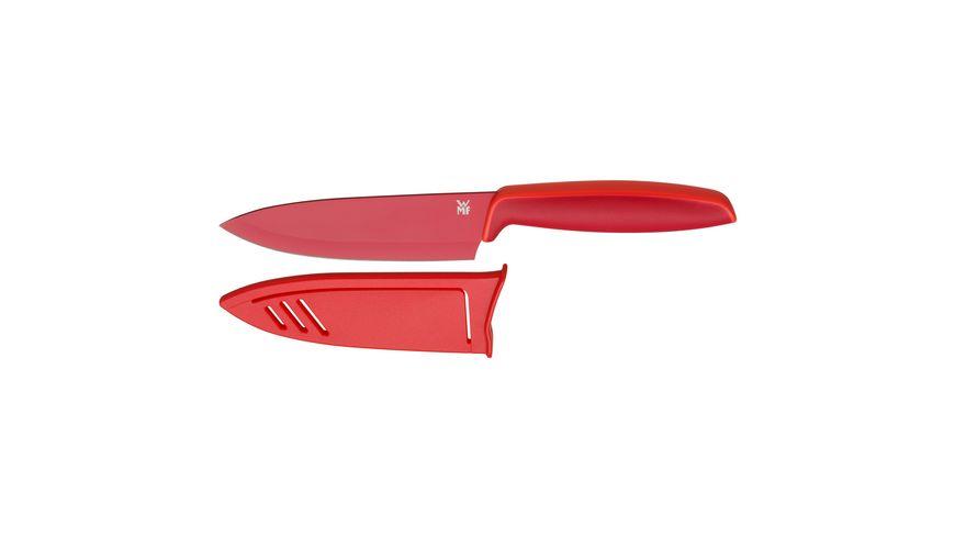 WMF Kochmesser 13 cm rot Touch