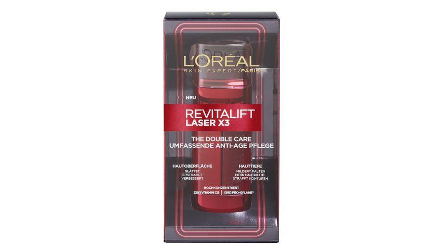 L OREAL PARIS REVITALIFT Laser X3 Double Care