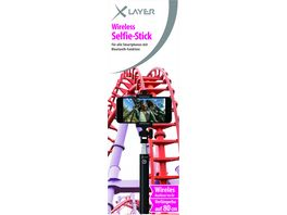 Xlayer Bluetooth Wireless Selfi Stick
