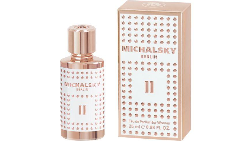 MICHALSKY BERLIN II for Women Eau de Parfum