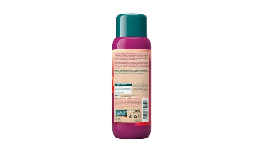 Kneipp Aroma Pflegeschaumbad Glueckliche Auszeit