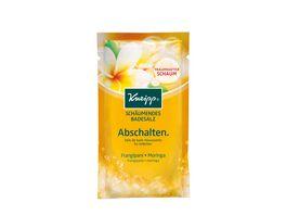 Kneipp Schaeumendes Badesalz Abschalten