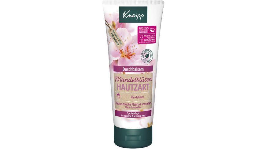 KNEIPP Duschbalsam Mandelblüten Hautzart 200 ml