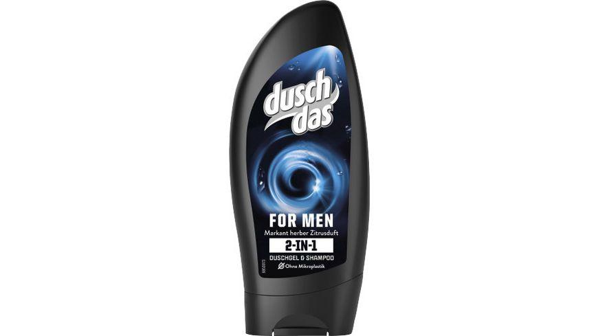 duschdas Dusche Men 2 in1 For Men