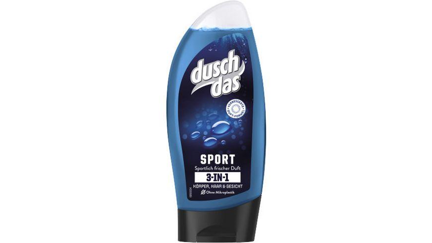 duschdas Dusche Men 2 in1 Sport