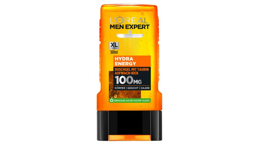 L OREAL PARIS MEN EXPERT Dusche Hydra Energy