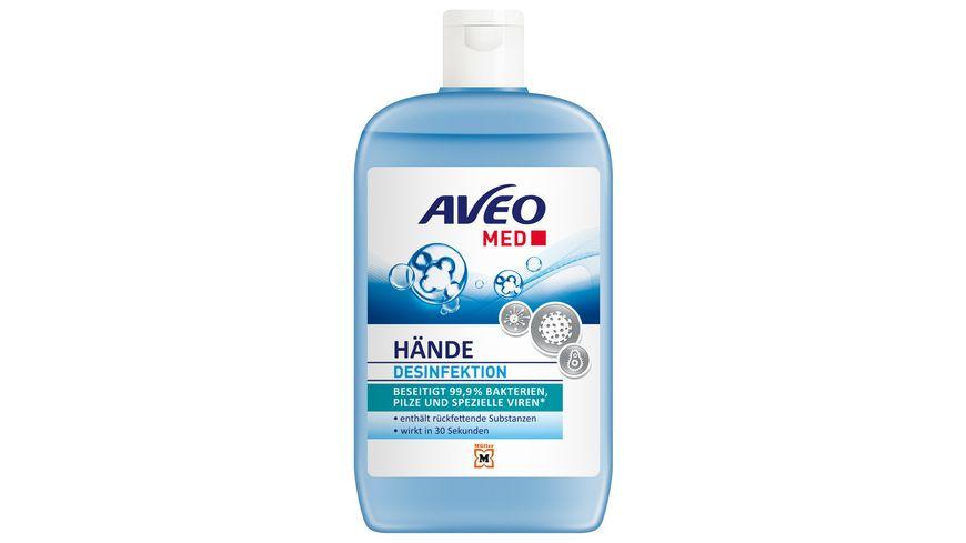 AVEO MED Händedesinfektion flüssig