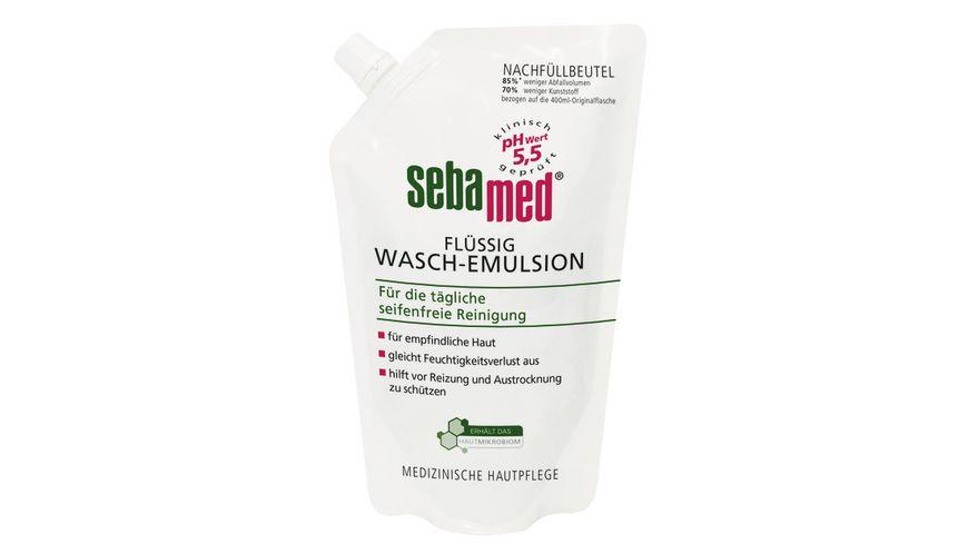 sebamed Fluessig Wasch Emulsion Nachfuellbeutel