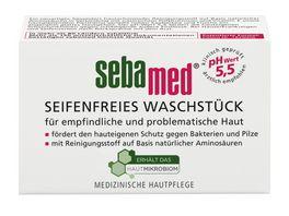 sebamed Seifenfreies Waschstueck
