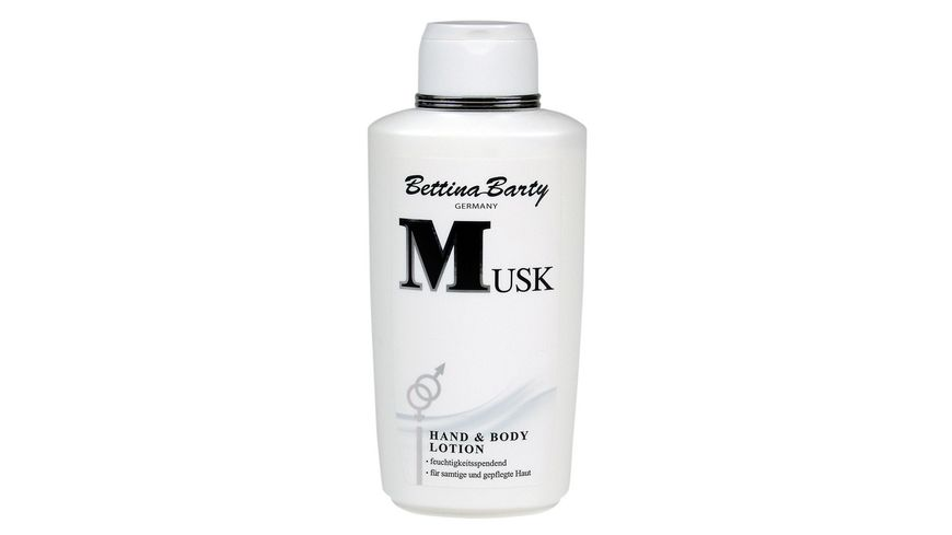 Bettina Barty Hand und Body Lotion Musk