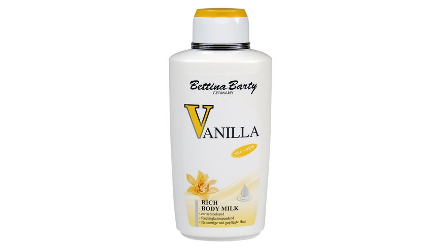 Bettina Barty Rich Bodymilk Vanilla