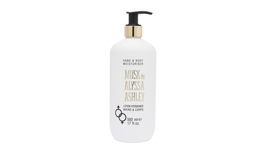 ALYSSA ASHLEY Hand und Bodylotion