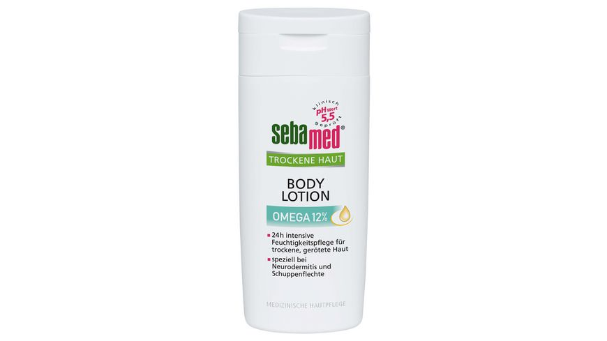 sebamed Trockene Haut Body Lotion Omega 12